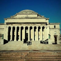 Photo taken at Columbia University by Trâm Anh L. on 1/18/2013