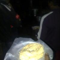 Photo taken at Aji bismi parotta shop by Anub J. on 12/26/2012