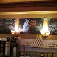 Photo taken at Crazy Wisdom Bookstore & Tea Room by Joshua W. on 1/24/2013