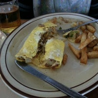 Photo taken at Compton's Pancake House by Christopher R. on 12/31/2012