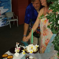 Photo taken at Thursday Island Bowls Club by Antony A. on 3/8/2014