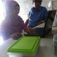 Photo taken at Dermaga CT3 Pasiran by Ined G. on 11/27/2012
