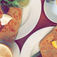 """Photo taken at Crepes Parisiennes by Fadwa ("""",) on 8/29/2017"""