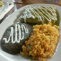 Photo taken at Taqueria Playa Tropical by Elnur A. on 2/28/2016