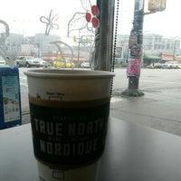 Photo taken at Starbucks by Elnur A. on 1/2/2016