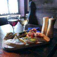 Снимок сделан в Пструг, хліб та вино пользователем Alexey V. 5/3/2013