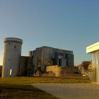 Photo taken at Château de Guillaume-Le-Conquérant by Martial M. on 12/26/2013