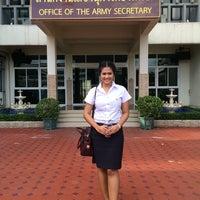 Photo taken at สลก.ทบ. by Primo Supawida C. on 7/31/2014