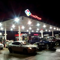 Photo taken at Fred Meyer Gas by Hemanth K. on 12/30/2012