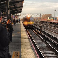 Photo taken at LIRR - Woodside Station by Afazur R. on 11/12/2012