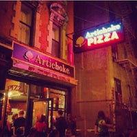 Photo taken at Artichoke Basille's Pizza & Brewery by Afazur R. on 9/15/2012