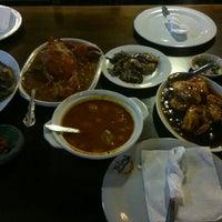 Photo taken at Telaga Seafood Restaurant by ipang I. on 7/2/2014