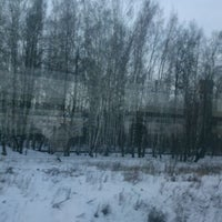 Photo taken at Экспресс Москва — Серпухов by Anna S. on 12/22/2012