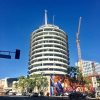Photo taken at Capitol Records by Steven B. on 12/2/2016