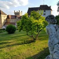 Photo taken at Hotel Schloss Weitenburg by Spider B. on 7/5/2016