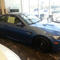 Photo taken at South Bay BMW by California B. on 4/20/2013