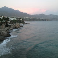 Photo taken at Playa Carebeillo by Natalie B. on 9/18/2013