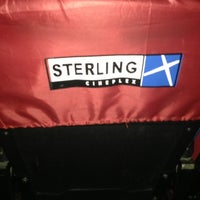 Photo taken at Sterling Cineplex by Dhaval J. on 12/3/2012
