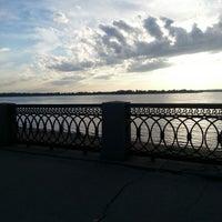 Photo taken at Old Embankment (1st Line) by светлана в. on 6/5/2013
