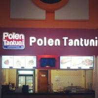 Photo taken at Polen Tantuni by Polen T. on 2/10/2014