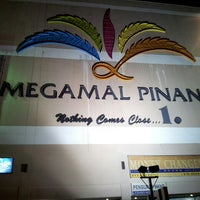 Photo taken at Megamall Pinang / Pacific Hyperstore by Firdaus O. on 3/16/2013