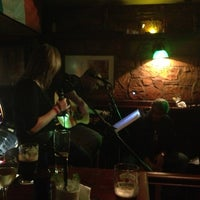 Photo taken at Flann O'Brien by Nuria G. on 2/1/2013
