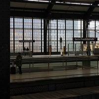 Photo taken at Bahnhof Berlin Friedrichstraße by Silli S. on 10/19/2017
