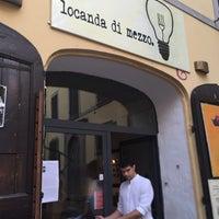 Photo taken at Locanda di Mezzo by Walter T. on 7/15/2016