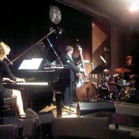 Photo taken at Istanbul Jazz Center by Kerem E. on 9/27/2012