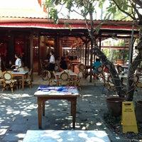 Photo taken at Made's Warung by Kathy B. on 11/29/2012