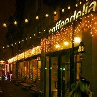 12/23/2012 tarihinde Ruslan S.ziyaretçi tarafından Coffeedelia'de çekilen fotoğraf