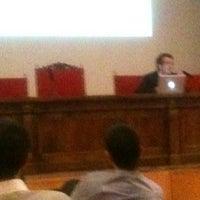 Foto tomada en Escuela Universitaria de Estudios Empresariales (UCM) por LBOCarla el 11/29/2012