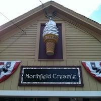 Photo taken at Northfield Creamie by Kelly B. on 7/27/2013