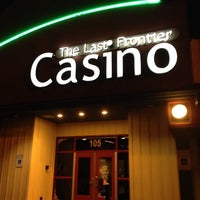 Last frontier casino la center gambling revenue in the usa