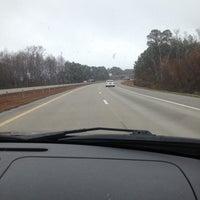 Photo taken at I-40 by Brad P. on 2/13/2013