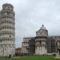 Photo taken at Tower of Pisa by Victoriya O. on 4/20/2013