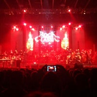 Photo taken at Saturn Arena by Murat P. on 3/2/2013