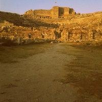 7/28/2013 tarihinde Yesim A.ziyaretçi tarafından Milet'de çekilen fotoğraf