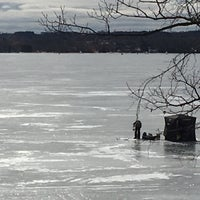 Photo taken at Kempenfelt Park by Terry L. on 2/24/2018