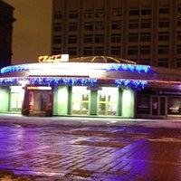 Photo taken at metro Elektrosila by Василий Ч. on 1/6/2013