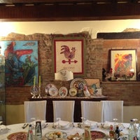 Photo taken at Locanda Ciacci by Andrea R. on 11/28/2012