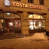 Photo taken at Costa Coffee by Kristiana L. on 12/11/2012