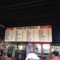 Photo taken at Los Ciruelos by Edgardo G. on 12/29/2012