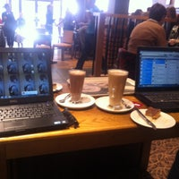 Photo taken at Costa Coffee by Sinéad G. on 5/25/2013