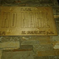 Photo taken at NoName Cafe&Bar by Sevval G. on 8/11/2014