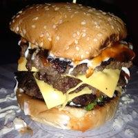 Photo taken at Rockstarz Burger by Yee Ming G. on 5/10/2013
