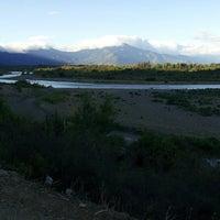 Photo taken at Puente Peumo by Eduardo B. on 2/16/2013