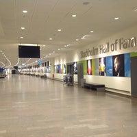 Photo taken at Terminal 5 by Alex Z. on 1/30/2013