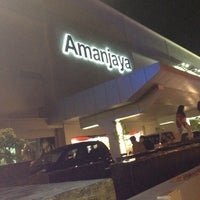 Photo taken at Amanjaya Mall by Mohd N. on 12/9/2012
