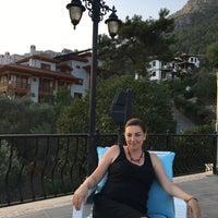 Photo taken at Villa Marine Apart Hotel by Burcu C. on 8/14/2017
